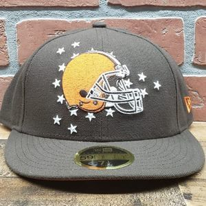 New Era Cleveland Browns Low Profile 59FIFTY 7 1/2